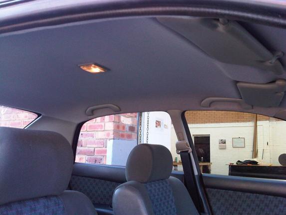 car roof lining repair perth sew good canvas