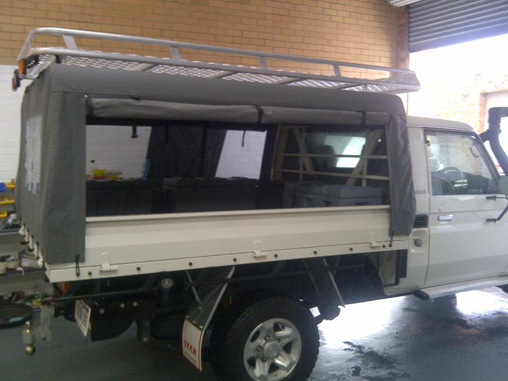 Toyota Land Cruiser >> imageflip Example
